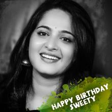 Anushka Shetty birthday 2015