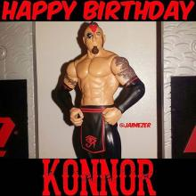 Ryan Parmeter (Konnor of the Ascention) birthday 2015