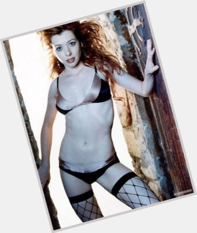 Alyson Hannigan exclusive hot pic 4