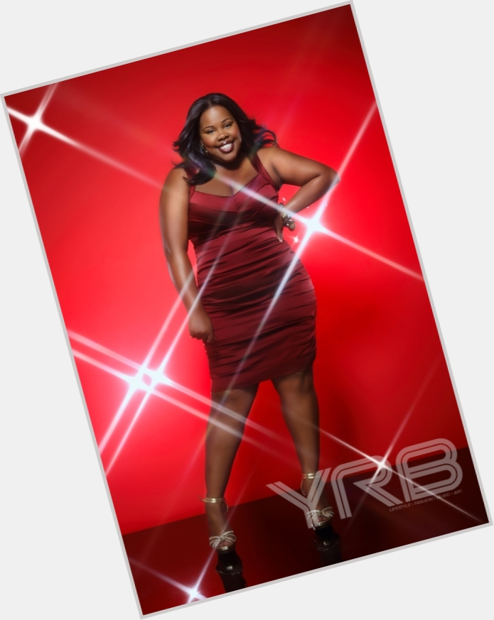 Amber Riley full body 4