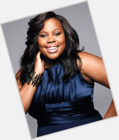 Amber Riley full body 6