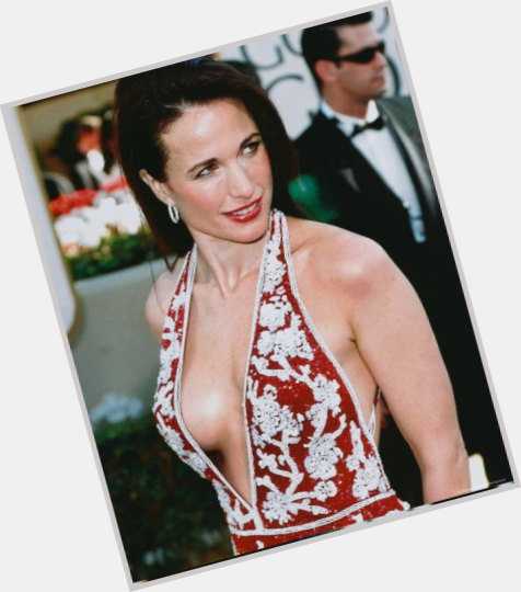 Andie Macdowell dating 11