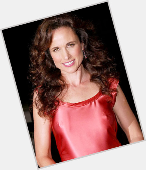 Andie Macdowell exclusive hot pic 5