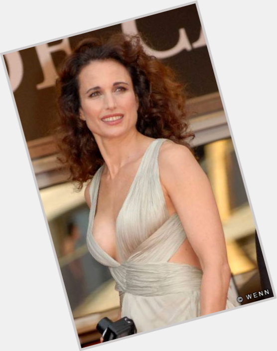 Andie Macdowell full body 8