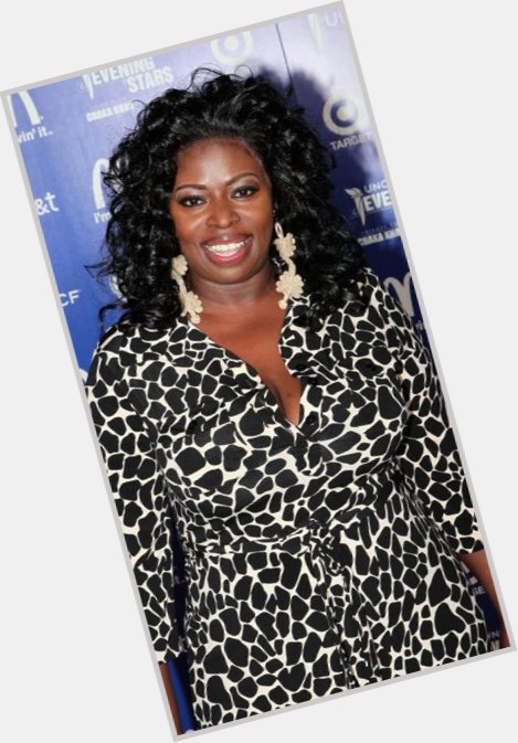 Angie Stone full body 10
