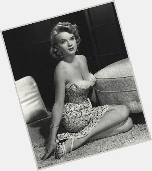 Anne Francis full body 3