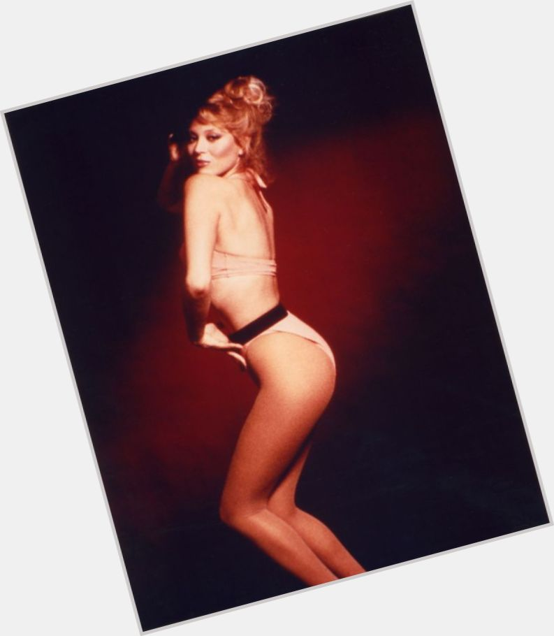 Audrey Landers full body 10