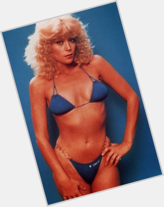 Audrey Landers full body 4