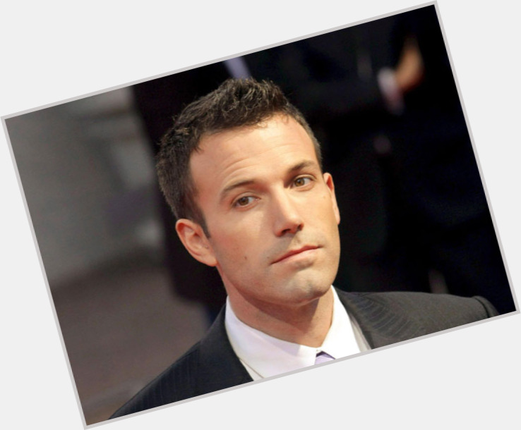 Ben Affleck birthday 2015