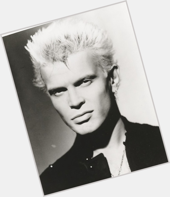 Billy Idol birthday 2015