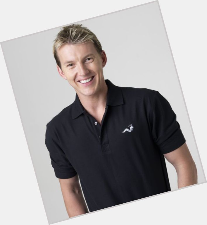 Brett Lee dating 3