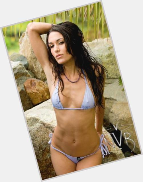 Brie Bella full body 6