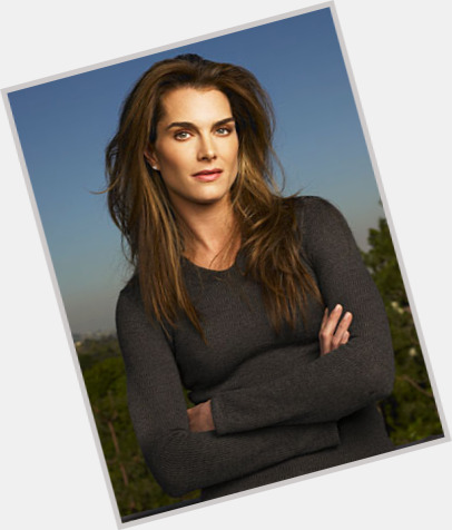 Brooke Shields birthday 2015