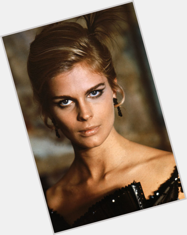 Candice Bergen young 8