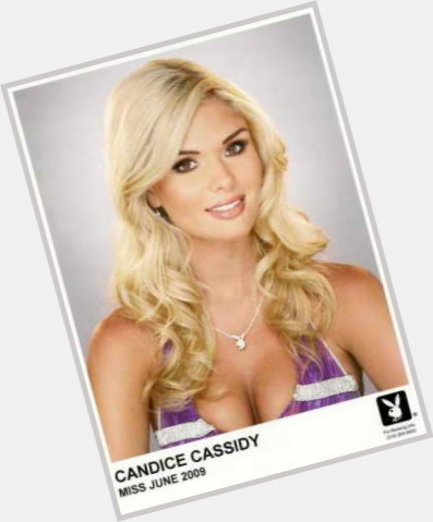 Candice Cassidy birthday 2015