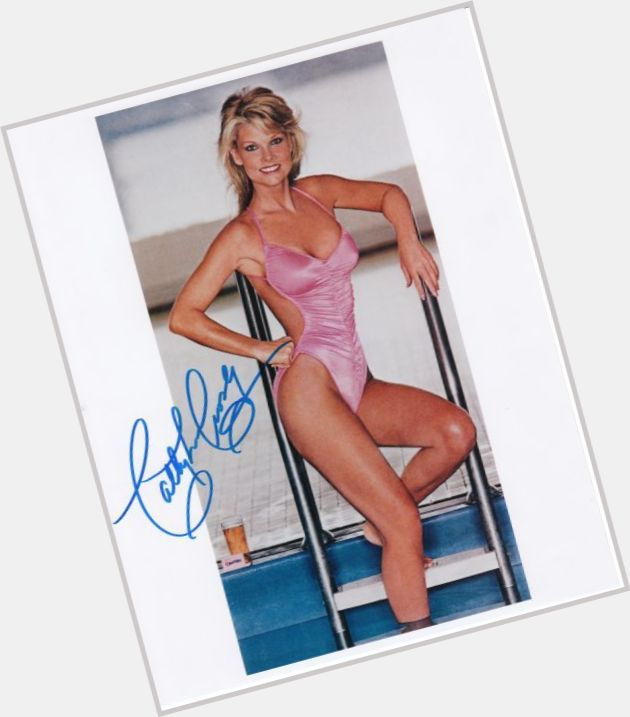 Cathy Lee Crosby Young 5