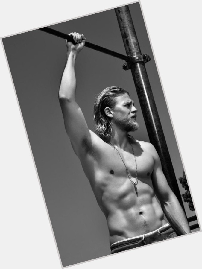 Charlie Hunnam cover 2