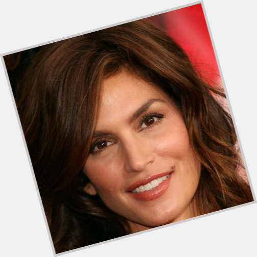 Cindy Crawford birthday 2015