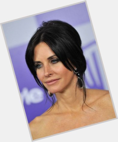 Courteney Cox birthday 2015