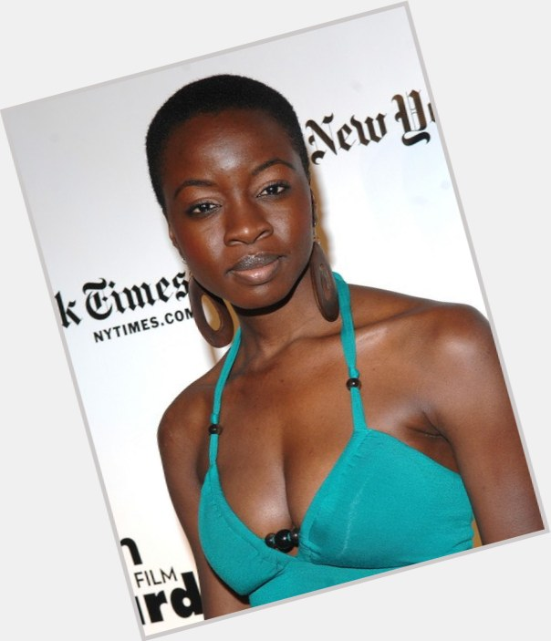Danai Gurira Exclusive Hot Pic 3