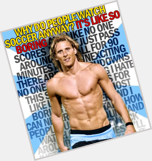 Diego Forlan exclusive hot pic 3