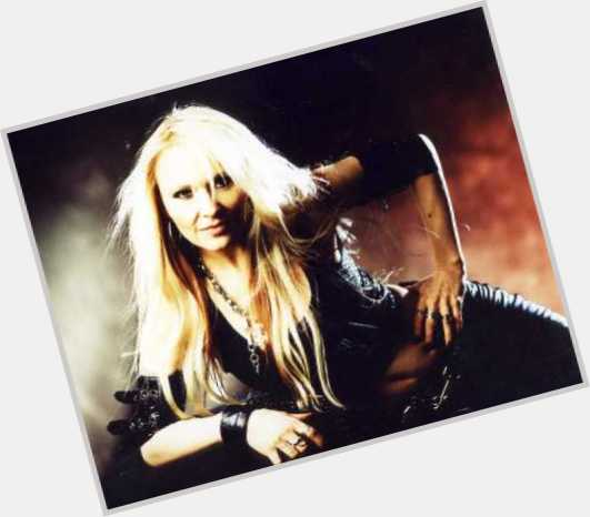 Doro Pesch full body 9