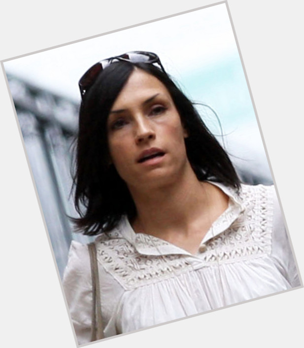 Famke Janssen birthday 2015