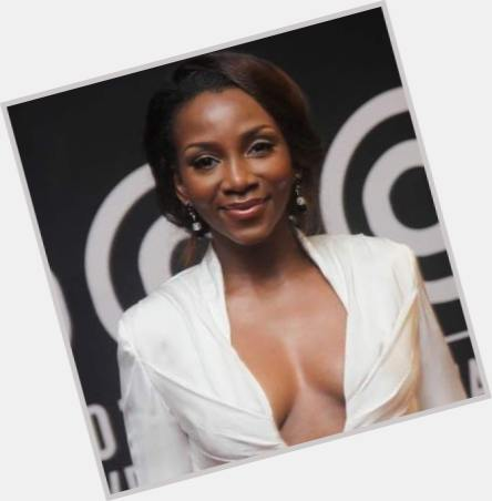 Genevieve Nnaji full body 5