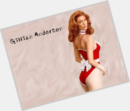 Gillian Anderson full body 2