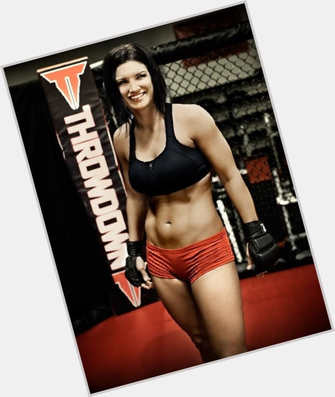 Gina Carano full body 2