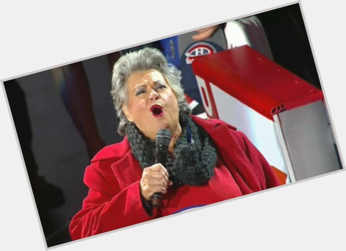 Ginette Reno birthday 2015