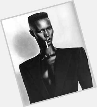 Grace Jones birthday 2015