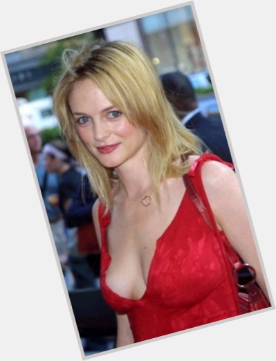 Heather Graham birthday 2015