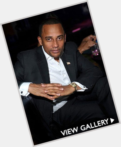 Hill Harper full body 3