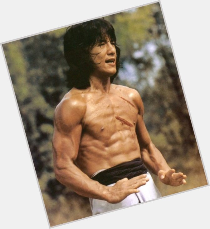 Jackie Chan sexy 3