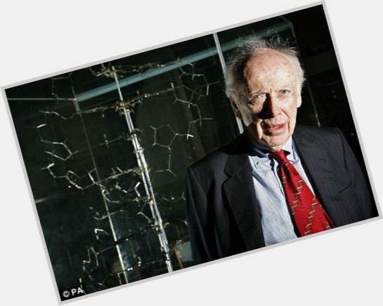 James Watson full body 3