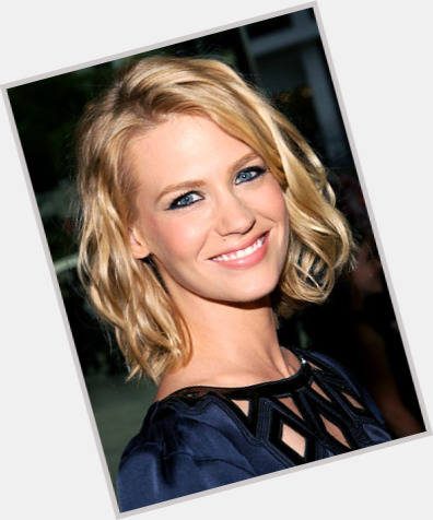 January Jones birthday 2015