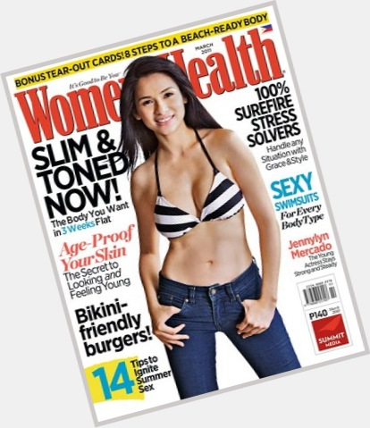 Jennylyn Mercado young 4
