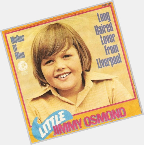 Jimmy Osmond full body 3