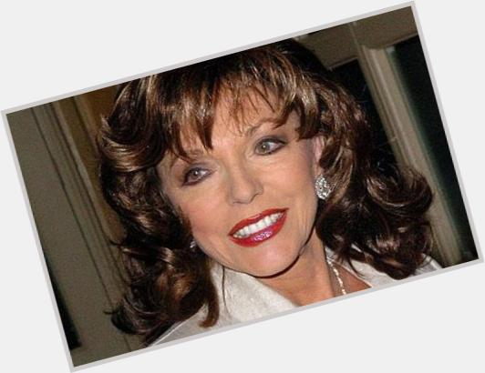 Joan Collins birthday 2015