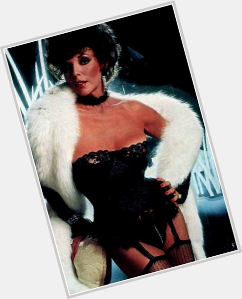 Joan Collins exclusive 3