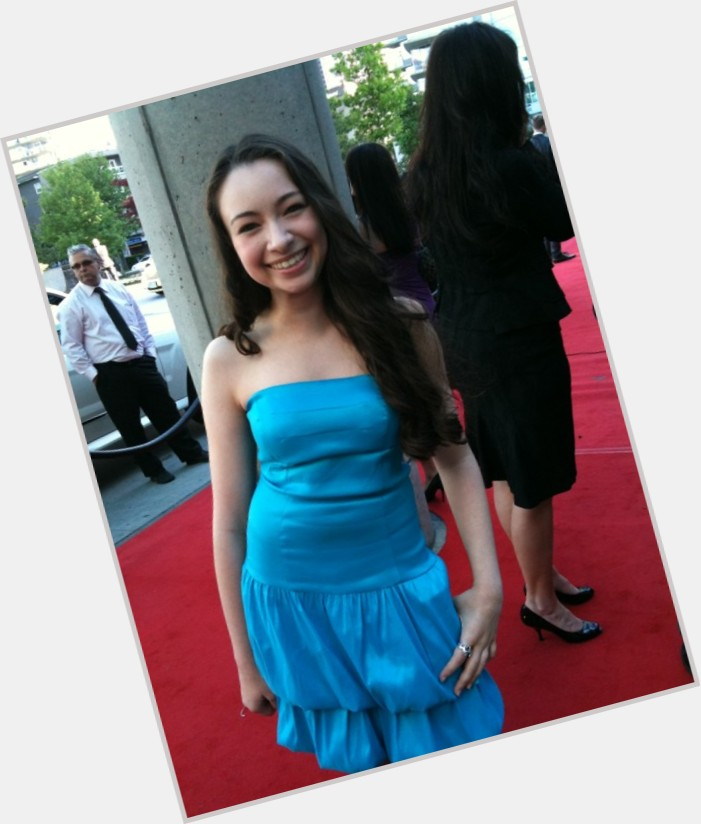 Jodelle Ferland young 8