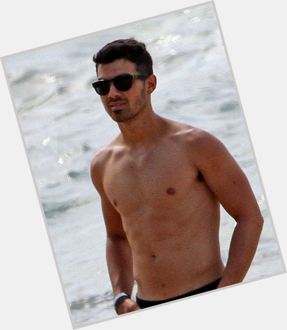 Joe Jonas body 3