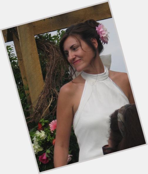 Justine Frischm... Justine Frischmann Wedding