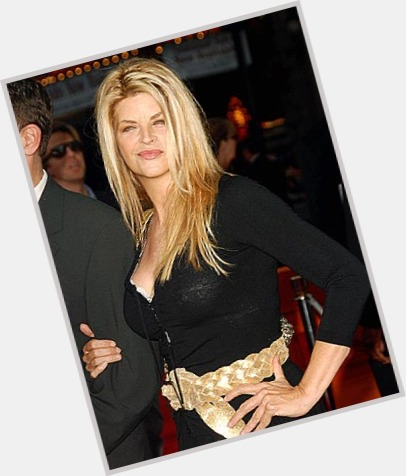 Kirstie Alley full body 11