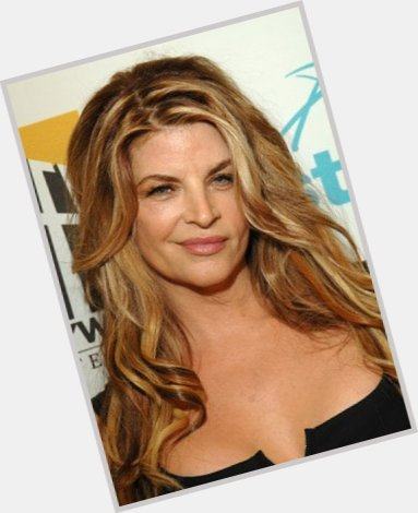 Kirstie Alley birthday 2015