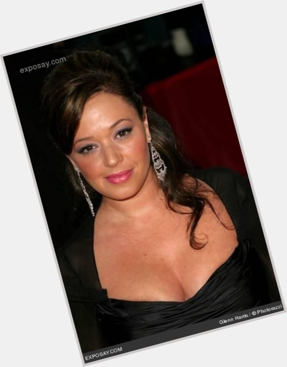 Leah Remini birthday 2015