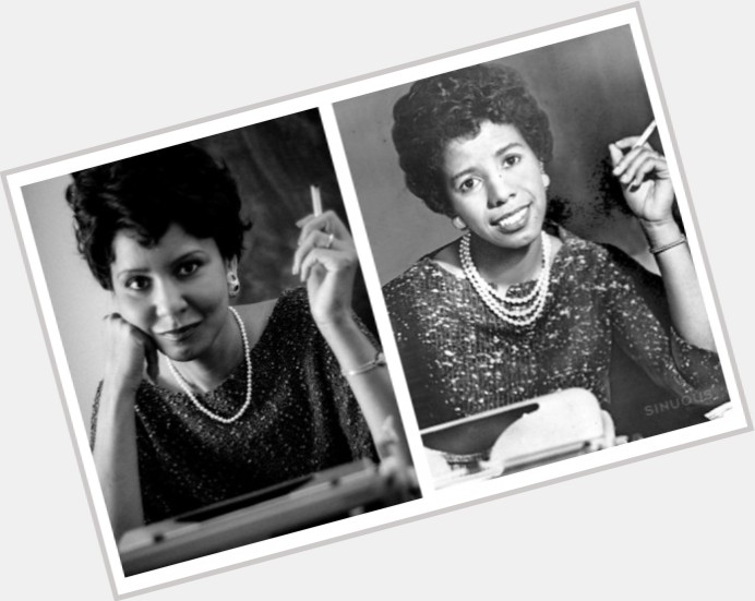 Lorraine Hansberry young 6