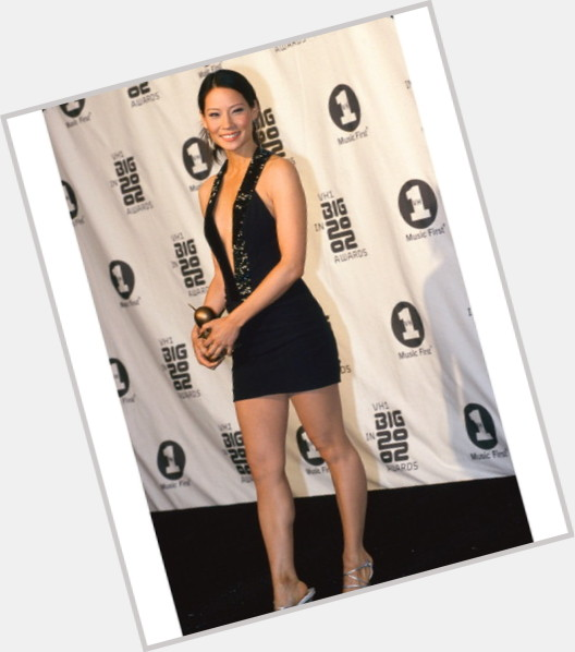 Lucy Liu full body 7