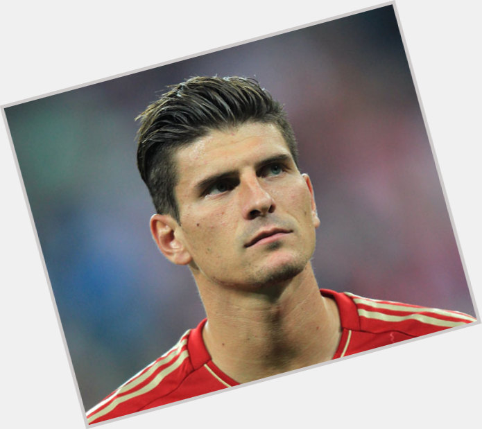 Mario Gomez birthday 2015